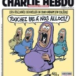 One of Charlie HebdoUne perceived as racist - but actually making fun of french people.