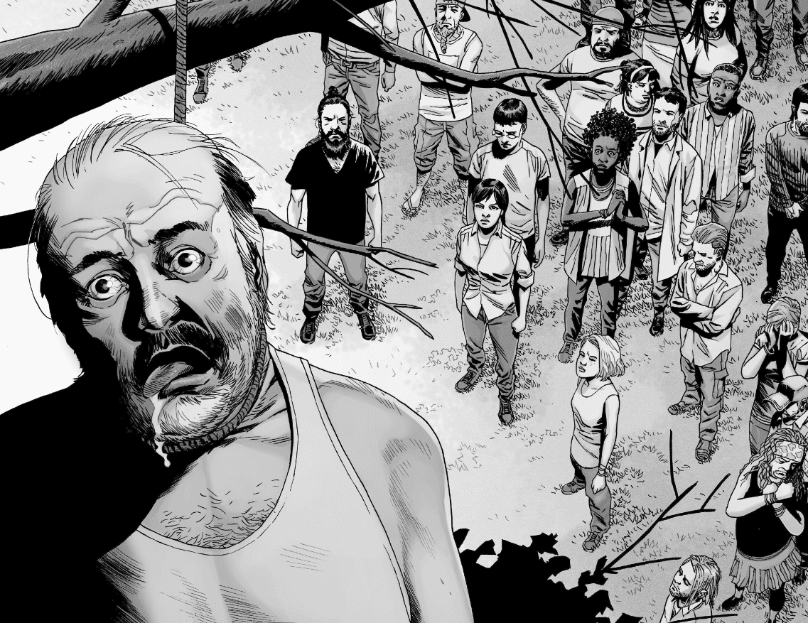 Walking Dead 24 Comixtrip