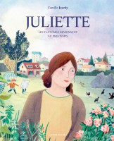 La couverture de Juliette de Camille Jourdy (Actes Sud)