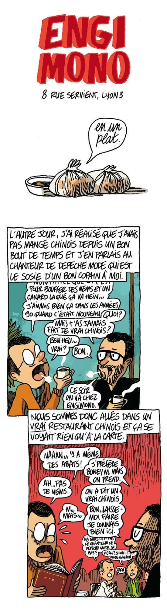 Guillaume Long Un Blog A Deguster Comixtrip