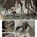 Excellente réédition de The Valiant une série de Jeff Lemire, Matt Kindt et Paolo Rivera aux éditions Bliss Comics, décrypté par Comixtrip le site Bd de référence