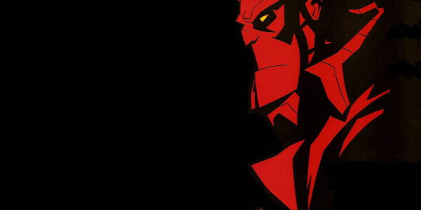 Hellboy artwork 2