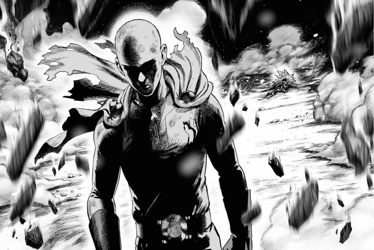 One punch man, un manga coup de poing - Comixtrip