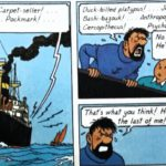 Les insultes du capitaine Haddock (page 49)