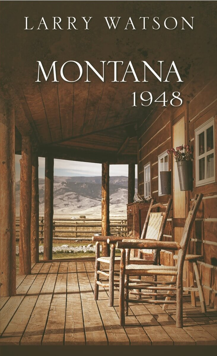 the post war american dream in montana 1948 by larry watson Shekhar shastri text response wesley hayden is essentially a there is no doubt in montana 1948 that larry watson portrays stereotype of the american west.