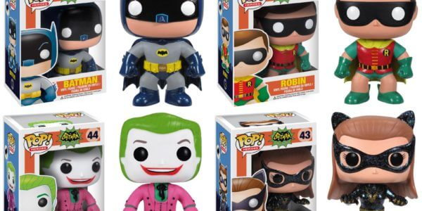 Top 10 des figurines pop par Comixtrip, le site BD de référence