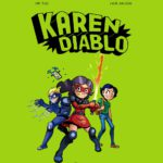 Karen Diablo © Paul Drouin et Mr Tan (BD kids)