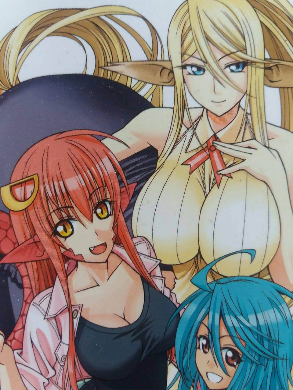 Monster Musume 1 Amp 2 Everyday Life With Monster Girls