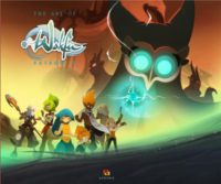 The art of Wakfu tome 3 (Ankama) décrypté par Comixtrip