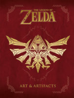 The Legend of Zelda Hyrule Historia et Art & Artifacts chez Soleil Manga