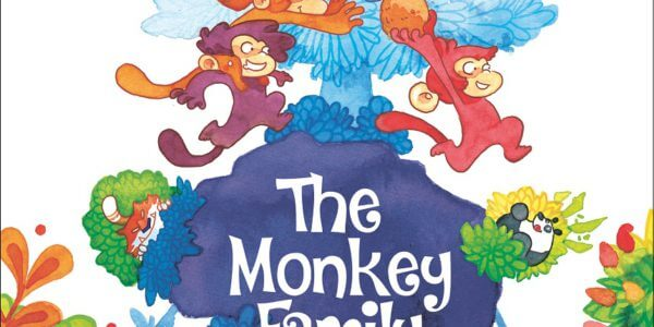 The monkey family de Margo Renard (La Palissade) décrypté par Comixtrip