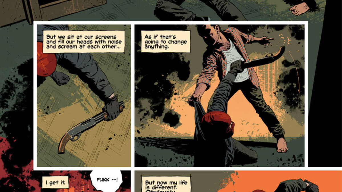 Kill or be killed de Brubacker, Phillips et Breitweiser (Delcourt) décrypté par Comixtrip