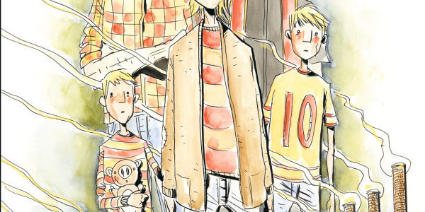 Royal city 1 de Jeff Lemire (Urban Comics) décrypté par Comixtirp