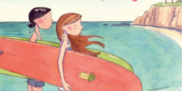Surfside Girls tome 1 de Kim Dwinell (Jungle) décrypté par Comixtrip