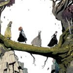 Les filles de Salem de Thomas Gilbert (Dargaud) - Comixtrip