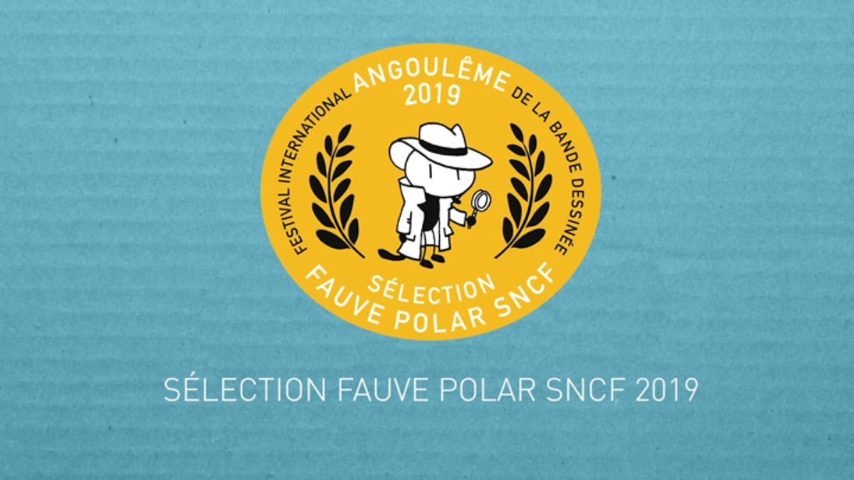 Angouleme Selection Polar 2019