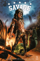Savage de B. Clay Moore, Clayton Henry, Lewis LaRosa (Bliss Comics)