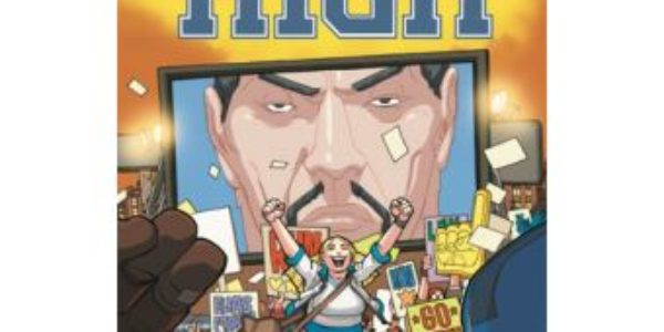Valiant High de Daniel Kibblesmith et Derek Charm (Bliss Comics