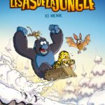 Les As de la Jungle de Dav et Davy Mourier (Delcourt)