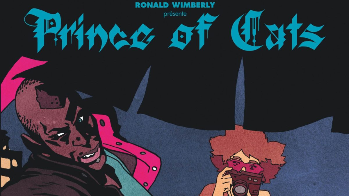 Prince of Cats (Dargaud)