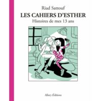 Les cahiers d'Esther 4 de Riad Sattouf (Allary)