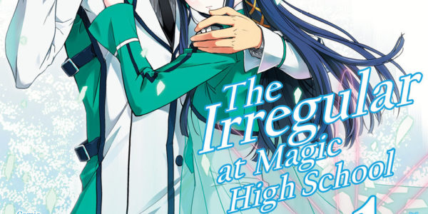 The irregular at magic high school de Tsuna Kitaumi et Fumino Hayashi (Ototo)
