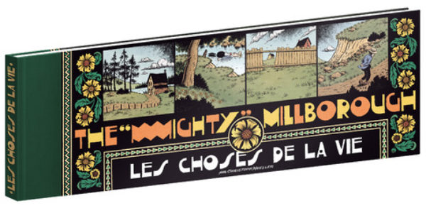The Mighty Millborough - Les choses de la vie de Christoph Mueller (6 pieds sous terre)