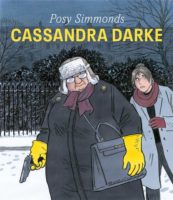 Cassandra Darke de Posy Simmonds (Denoel graphic)