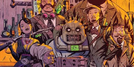 Bitter root 1 de Sanford Green, David F. Walker et Chuck Brown (Hi Comics)