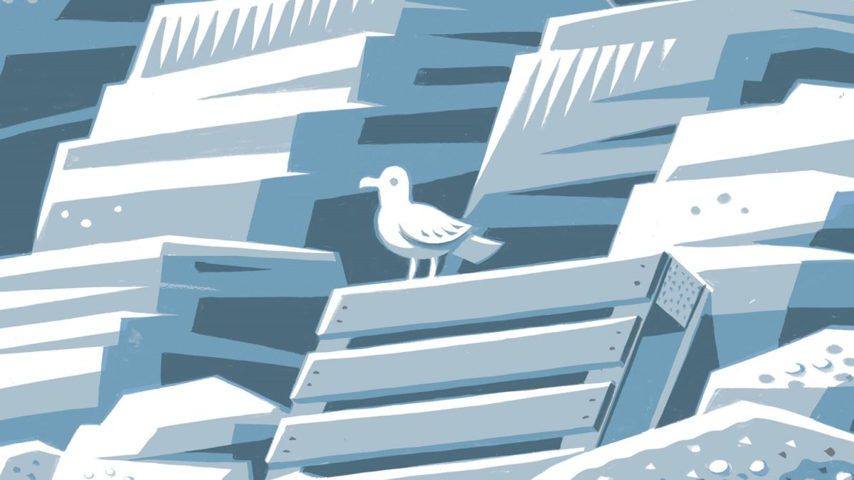 L'été à Kingdom Fields de Jon McNaught (Dargaud)