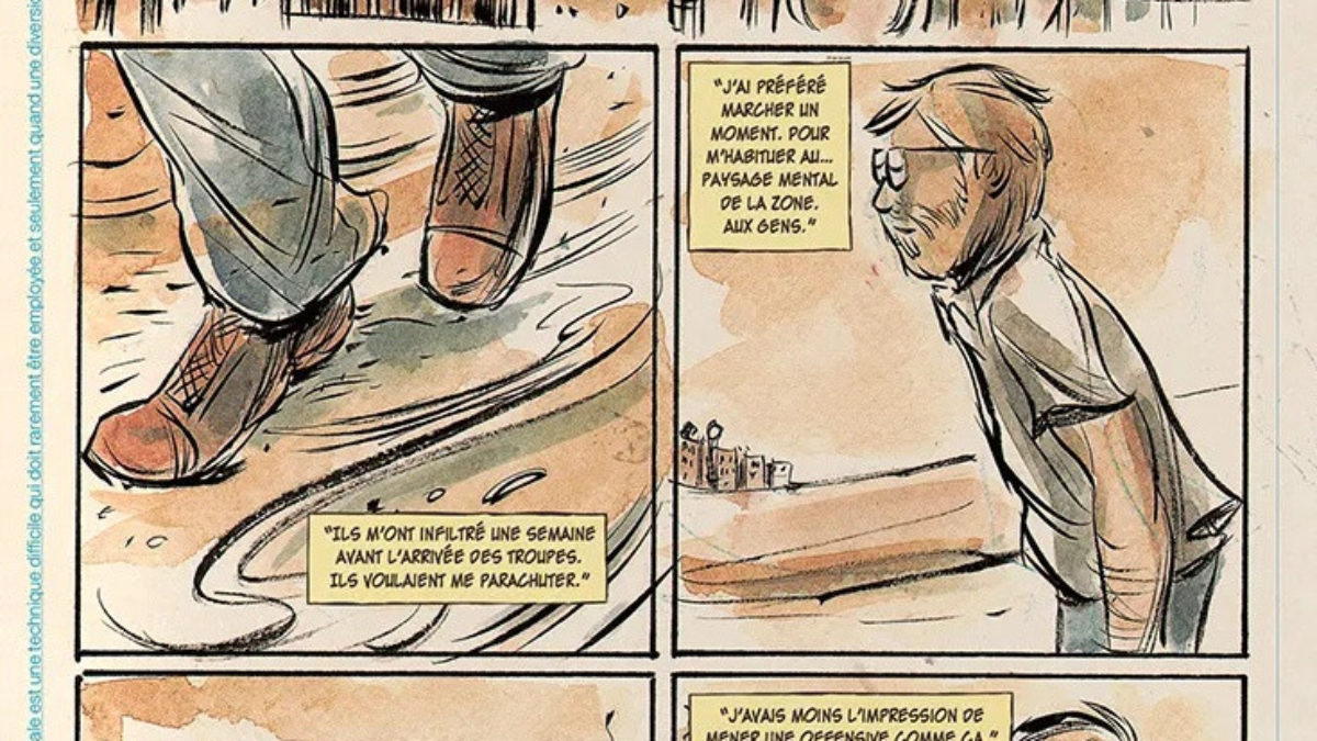 Mind MGMT 1 de Matt Kindt (Monsieur Toussaint louverture)