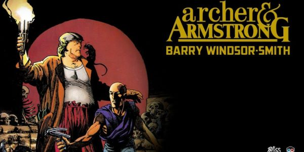 Archer & Armstrong de Barry Windsor-Smith (Bliss comics / Valiant)