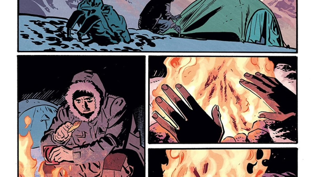 Fire Power 1 de Robert Kirman, Chris Samnee et Matt Wilson (Delcourt)